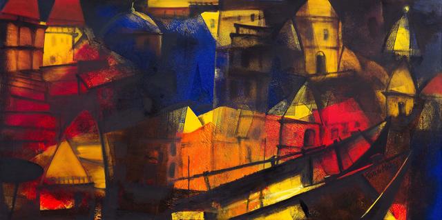 , 'Light of Mistic city,' 2016, Gallery Sumukha