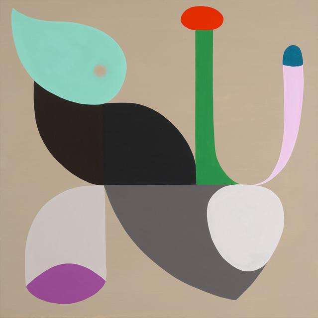 , 'Dragracing Spirit,' 2017, Galerie Bessières