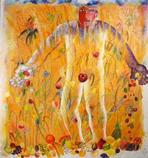 , 'Adem,' 2006, Anna Laudel