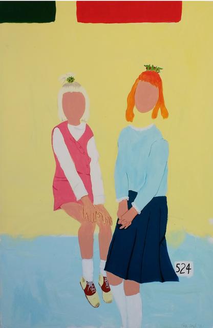 Terri Lloyd, '524', 2019, Painting, Acrylic on canvas, Dab Art