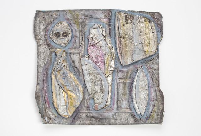 , 'Brute 6,' 2016, FRED.GIAMPIETRO Gallery