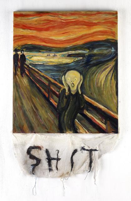 , 'Episteme Sabotage  - Shit,' 2014, PKM Gallery