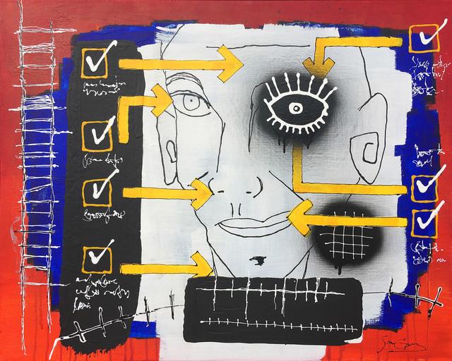 Soren Grau, 'Virtuosa', 2017, Artspace Warehouse