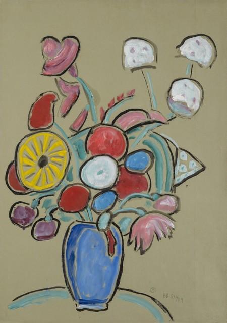 , 'Großer Strauss,' 1959, Galerie Thomas