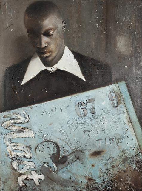 , 'PAINTER,' 2014, ARTCO Gallery