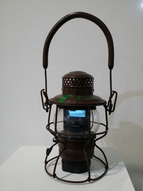 , 'Lantern,' 1995, Galerie Bhak