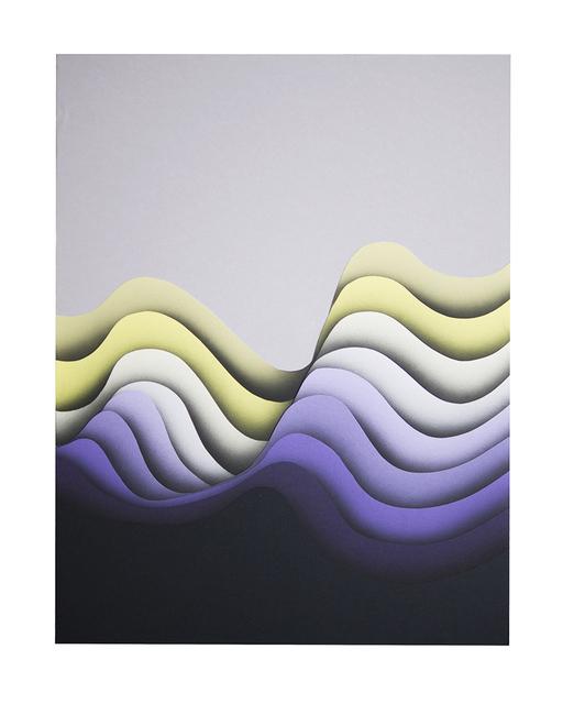 , 'Flow_02,' 2016, Hashimoto Contemporary