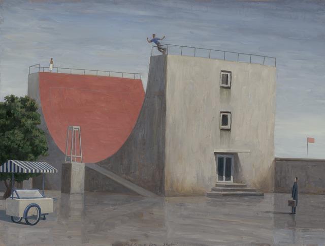 , 'Skater-nach Frank Kunert (Skater by Frank Kunert),' 2016, Gallery LVS