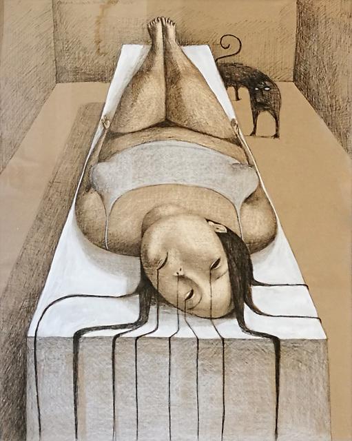 , 'Untitled,' 2017, Albareh Contemporary