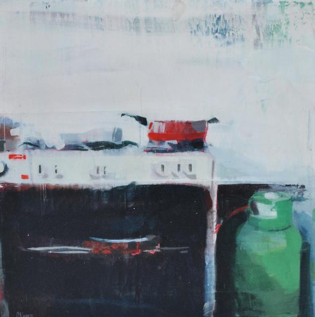 , 'The Oven,' 2015, Q0DE