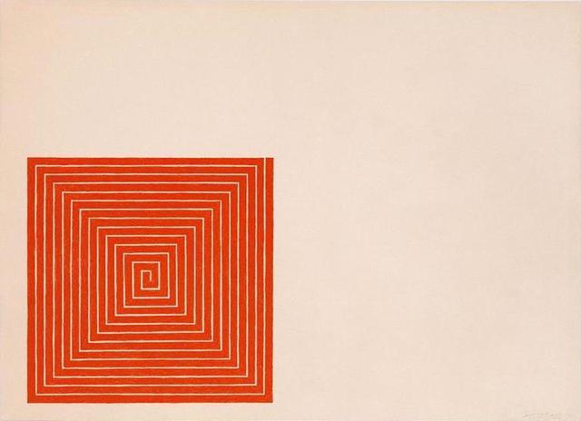 Frank Stella, 'New Madrid (Benjamin Moore Series)', 1971, F.L. Braswell Fine Art