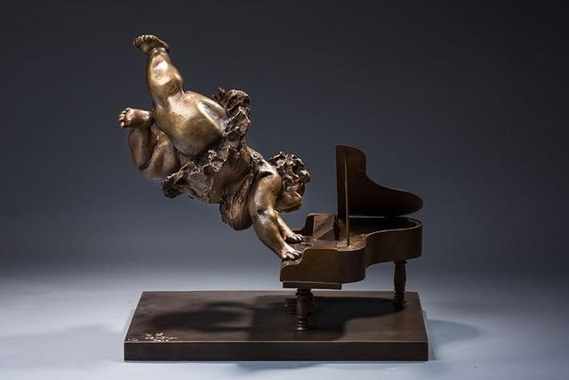 , 'Flying Piano 飛琴,' 2015, Galerie Ora-Ora