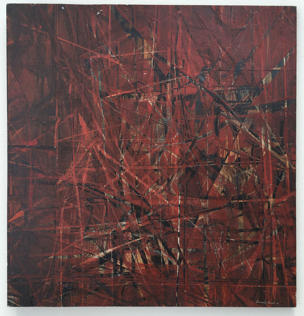 , 'Untitled,' 1963, Caldwell Gallery Hudson
