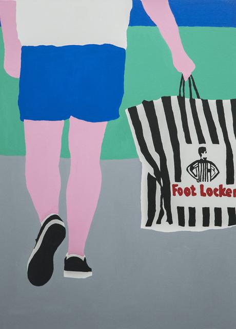 , 'FOOT LOCKER customer,' 2017, Ruttkowski;68