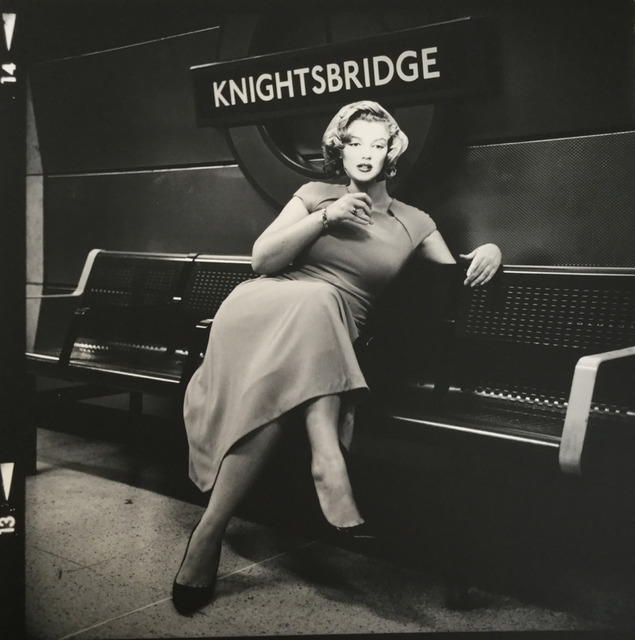 , 'Knightsbridge Tube Station, London,' 2018, Galerie Vivendi