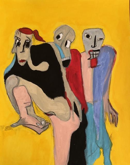 Samuel Iztueta, 'Untiltled', 2014, Imlay Gallery