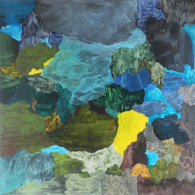 Antony Densham, 'C1', 2021, Painting, Acrylic on canvas, Kathryn Markel Fine Arts