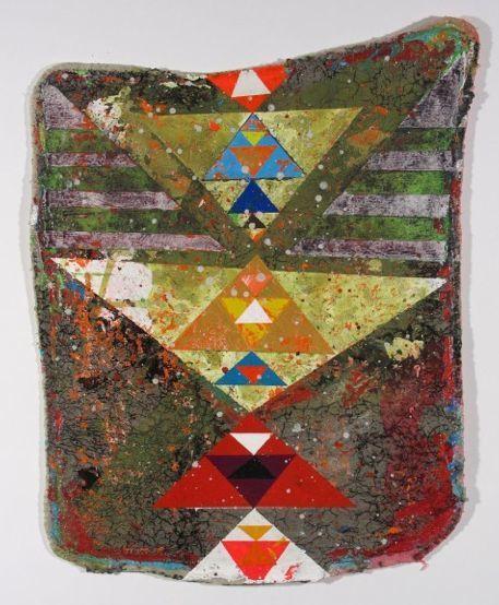 , 'Stepped,' 2014, Diehl Gallery