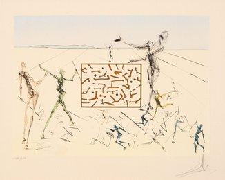 L'electronique, from Hommage a Leonardo da Vinci