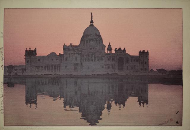 , 'Victoria Memorial,' 1931, Ronin Gallery