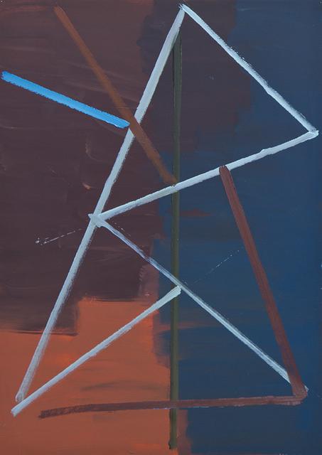 , 'Untitled,' 2016, Super Dakota