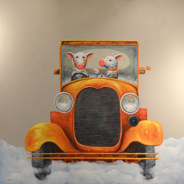 Wang Zhi Wu 王志武, 'Utility Fun', 2014, Masters Gallery