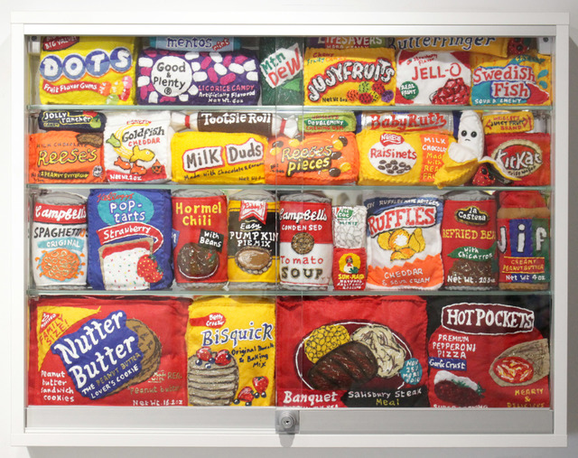 , 'High Fructose Corn Syrup ,' 2016, Station 16 Gallery