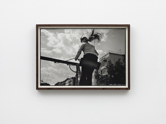 , 'Barcelona, 2004 (Girl on swing),' 2019, Nils Stærk