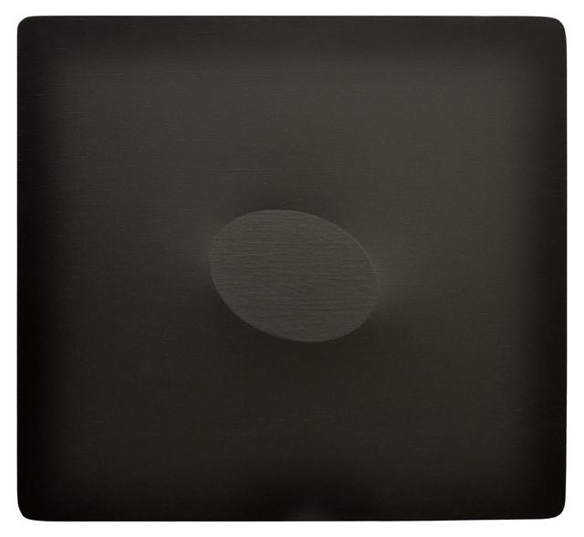 Turi Simeti, 'Un ovale nero', 1968, Dep Art Gallery