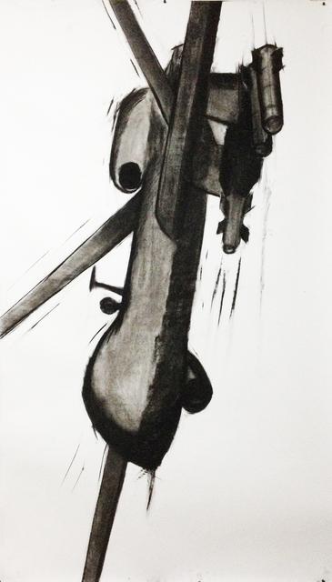 , 'Reaper (en picada),' 2015, Y Gallery