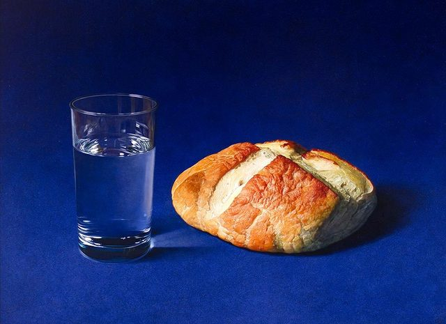 , 'Bread and Water,' 2005, CODA Gallery