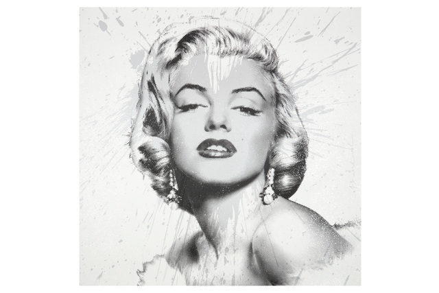 Mr. Brainwash, 'My Heart Is Yours Silver Edition', 2017, Chiswick Auctions