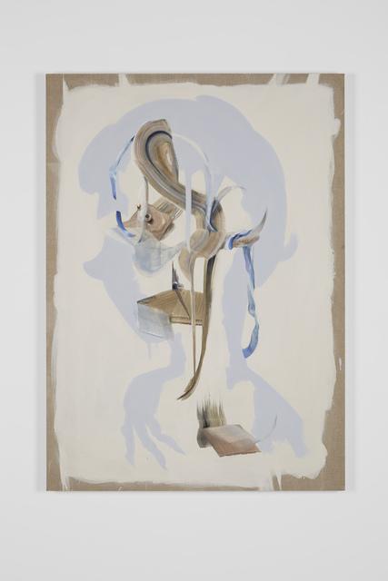 , 'Organ of Admittance, summoning I,' 2017, Josh Lilley
