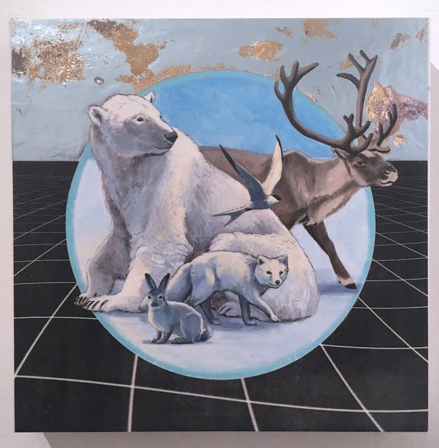 Alexis Kandra, 'Arctic Tundra', 2019, Deep Space Gallery