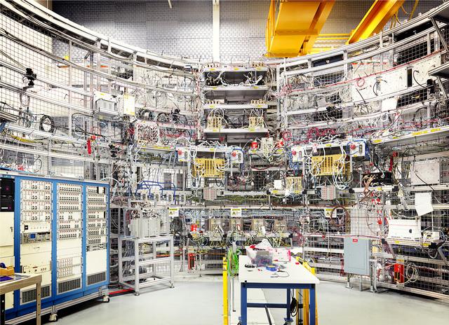 , 'Space Launch System computer#1, NASA's Marshall Space Flight Center, Huntsville, Alabama, USA,' 2017, The Ravestijn Gallery