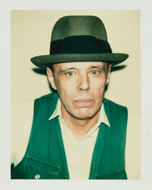 Andy Warhol, 'Joseph Beuys', 1980, Phillips