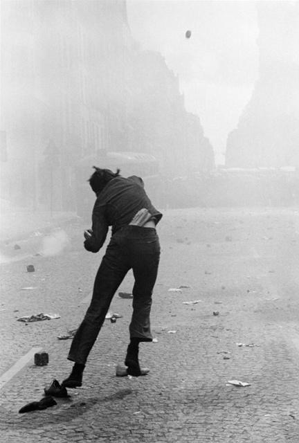 , 'Mai 68, Rue Saint-Jacques, Paris  ,' 1968, Simon Studer Art