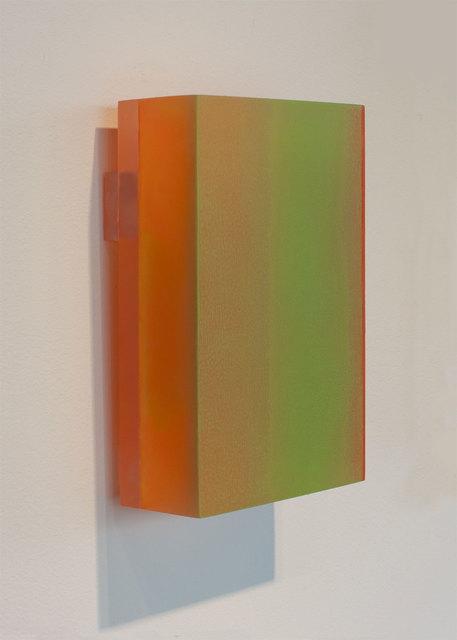 , 'Willard Street Series: orange under green,' 2015, Spotte Art