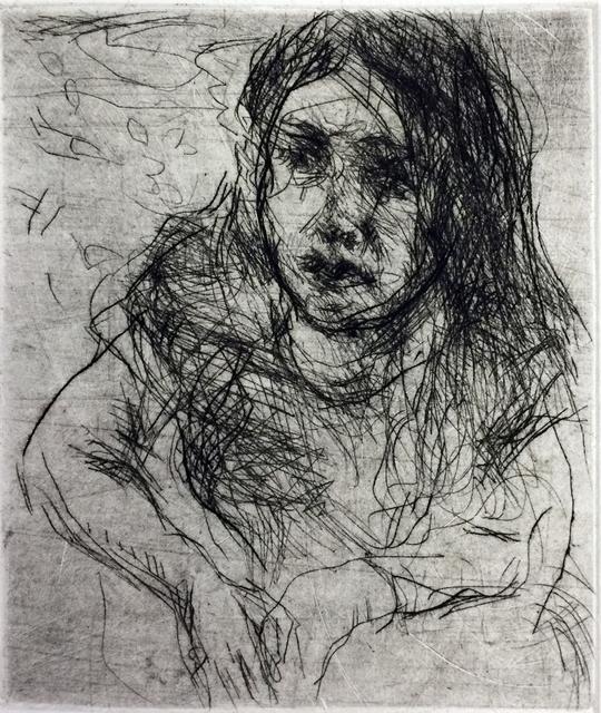 , 'Catherine,' 2015, C. Grimaldis Gallery