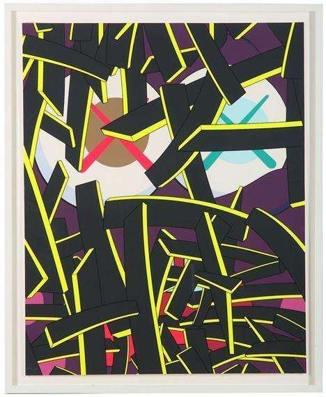 KAWS, 'Paper Smile ', 2012, Vertu Fine Art