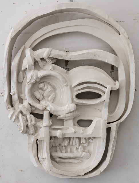 , 'Face Study (Devil's Dance),' 2015, Gagosian