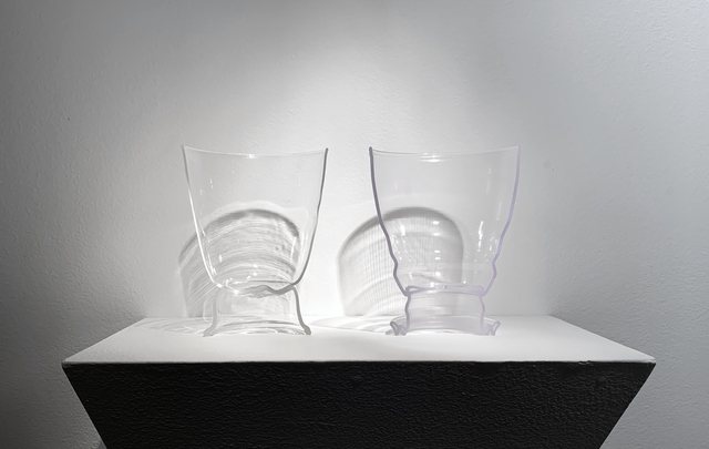 , 'PLATE 10, CYLINDER CUP WITH FOOT,' 2019, Heller Gallery