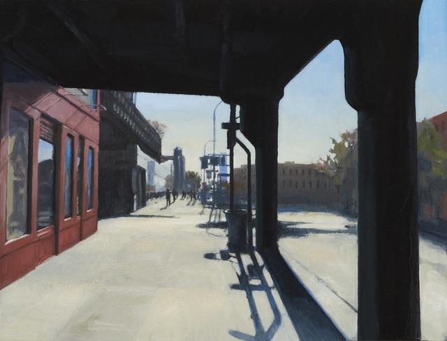 , 'Afternoon,' 2016, Paul Thiebaud Gallery