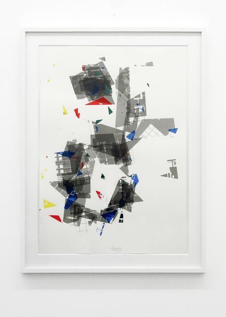 , 'Space Print I,' 2017, Mini Galerie