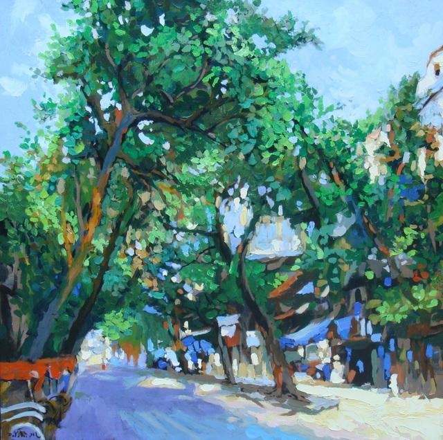 , 'Hanoi Street,' 2011, Ai Bo Gallery
