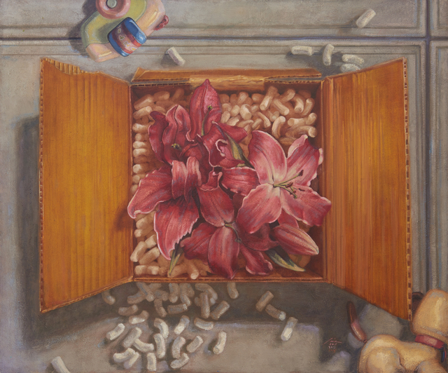 , 'Boxed Flowers,' 2011 to 2018, Gallery 78