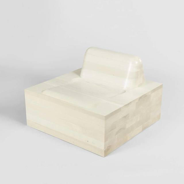 , 'Boolean Chair,' 2019, The Future Perfect