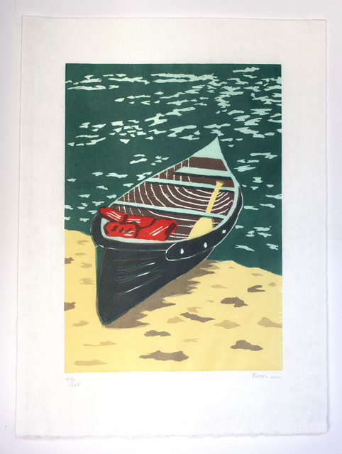 Richard Bosman, 'Up River', 2003, International Print Center New York (IPCNY)
