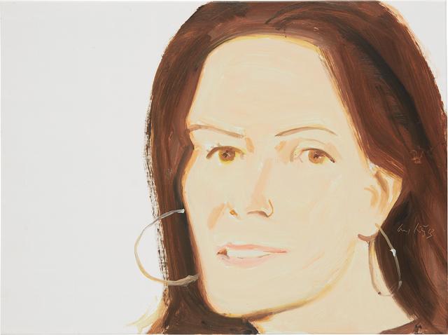 Alex Katz, 'Nessia', 2013, Phillips