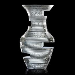 Solid Vase Form #107, USA